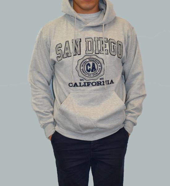 SD Embroidery Sweatshirt
