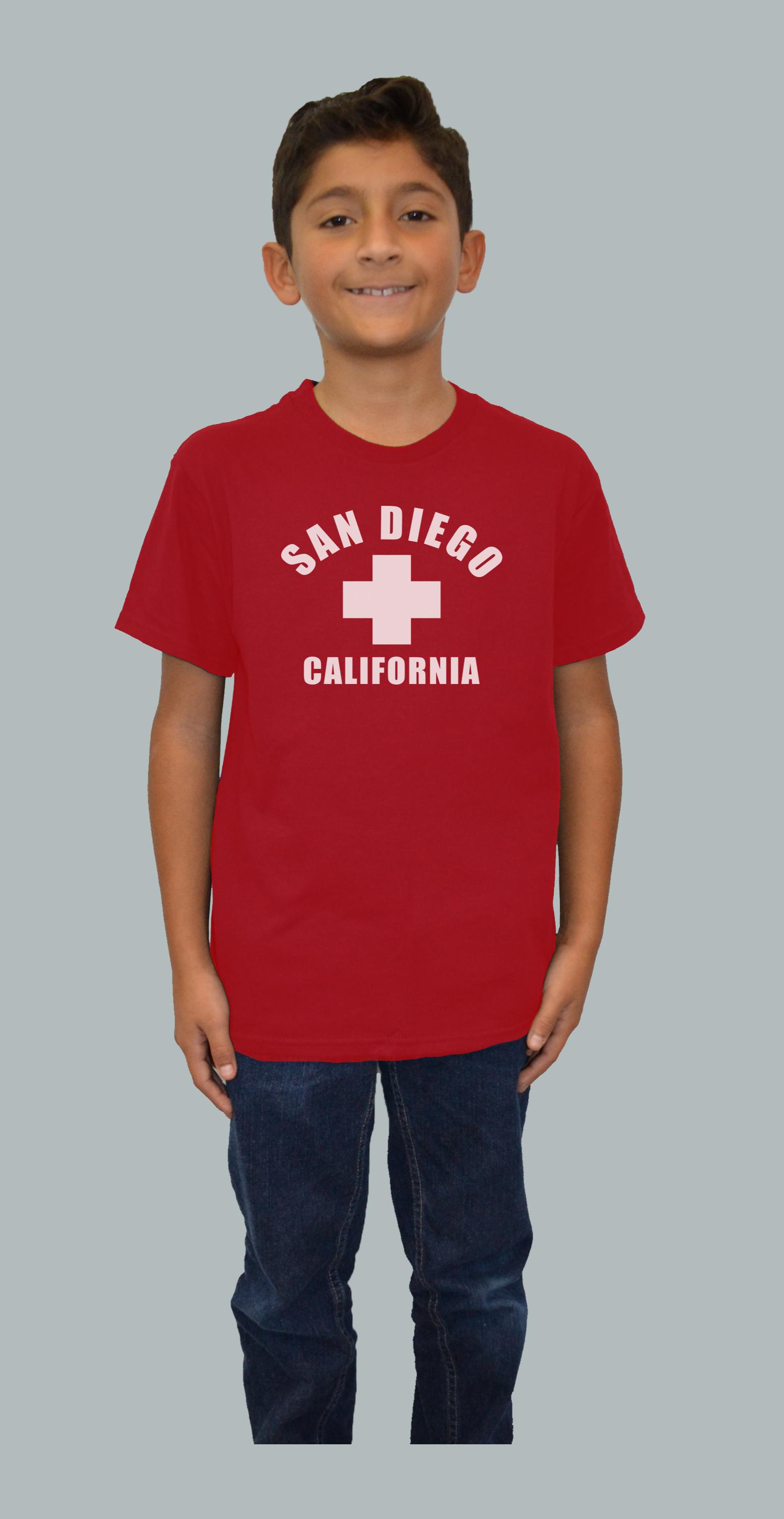 Sd cross t shirt san diego trading company for T shirt screen printing san diego